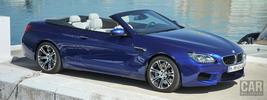 BMW M6 Convertible - 2012