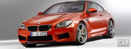 BMW M6 Coupe - 2012