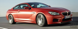 BMW M6 Coupe - 2015