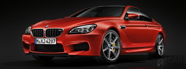 BMW M6 Coupe Competition Package - 2015