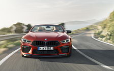 Обои автомобили BMW M8 Competition Cabriolet - 2019