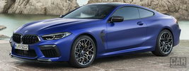 BMW M8 Competition Coupe - 2019