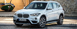 BMW X1 xDrive20d xLine - 2015