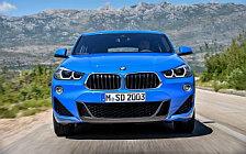 Обои автомобили BMW X2 sDrive20i M Sport - 2018