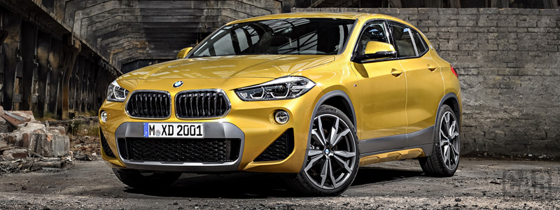 Обои автомобили BMW X2 xDrive20d M Sport X - 2018 - Car wallpapers