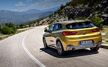 Обои автомобили BMW X2 xDrive20d M Sport X - 2018