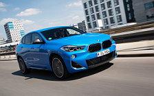 Обои автомобили BMW X2 M35i - 2019