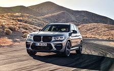 Обои автомобили BMW X3 M Competition - 2019