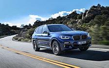 Обои автомобили BMW X3 M40i - 2017