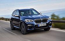 Обои автомобили BMW X3 M40i - 2018