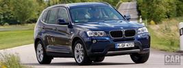 BMW X3 xDrive20i - 2011