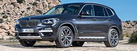 BMW X3 xDrive30d xLine - 2017
