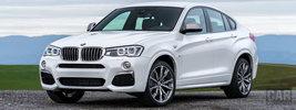 BMW X4 M40i - 2016