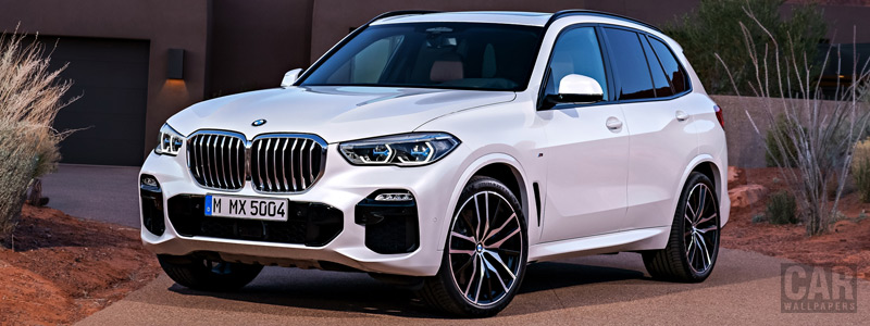 Обои автомобили BMW X5 xDrive30d M Sport - 2018 - Car wallpapers