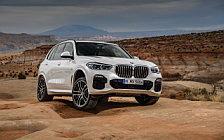 Обои автомобили BMW X5 xDrive30d M Sport - 2018