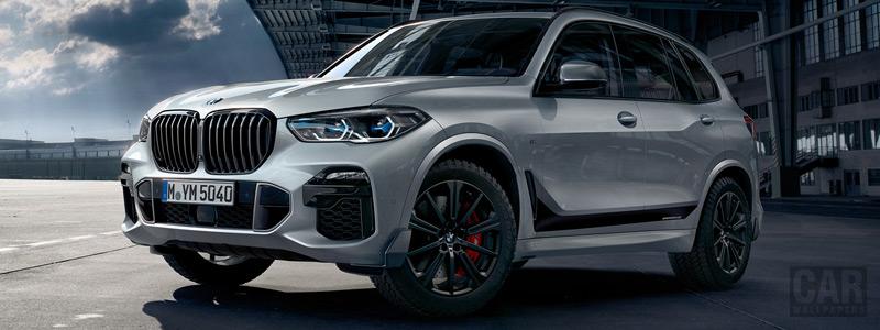 Обои автомобили BMW X5 xDrive40i M Performance Parts - 2018 - Car wallpapers