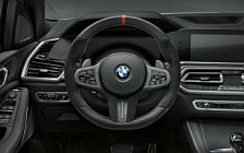 Обои автомобили BMW X5 xDrive40i M Performance Parts - 2018