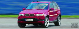 BMW X5 4.6is - 2001