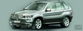 BMW X5 4.8is - 2003