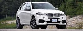 BMW X5 M50d - 2013