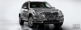 BMW X5 Security Plus - 2014
