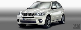 BMW X5 with M Sports package - 2010