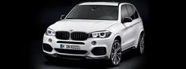 BMW X5 xDrive30d M Performance Parts - 2014