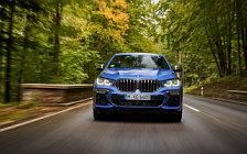 Обои автомобили BMW X6 M50i (MXG6485) - 2019