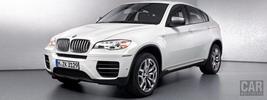 BMW X6 M50d - 2012