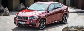 BMW X6 M50d - 2014