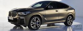 BMW X6 M50i - 2019