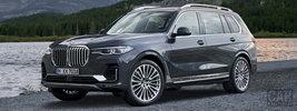 BMW X7 xDrive40i - 2019