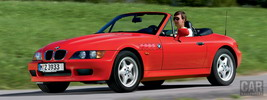 BMW Z3 Roadster - 1995-2002