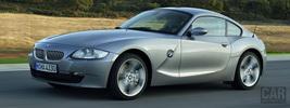 BMW Z4 Coupe - 2006